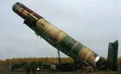 Межконтинентальная баллистическая ракета 15А14 Р-36М