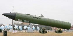 Межконтинентальная баллистическая ракета 15Ж44 РТ-23