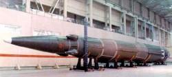 Межконтинентальная баллистическая ракета 15Ж58 РТ-2ПМ «Тополь»