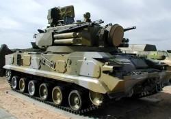 Зенитный ракетно-пушечный комплекс 2К22 «Тунгуска»