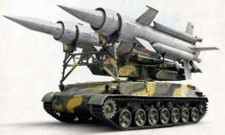 Самоходная пусковая установка 2П24 ЗРК 2К11 «Круг»