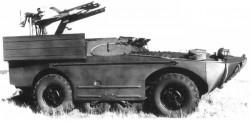 Боевая машина 2П27 с ПТРК 2К16 «Шмель»