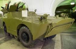 Боевая машина 2П32 с ПТРК 2К8 «Фаланга»