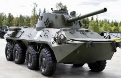 Самоходная артиллерийская установка 2С23 «Нона-СВК»