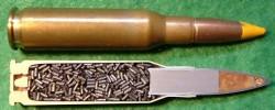 Промежуточный патрон 7x43мм 7mm Mk.1