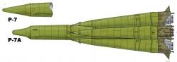 Межконтинентальная баллистическая ракета 8К71 Р-7