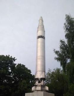 Межконтинентальная баллистическая ракета 8К75 Р-9А