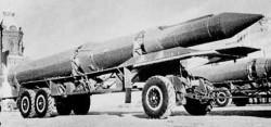 Межконтинентальная баллистическая ракета 8К98 РТ-2