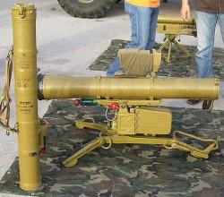 Противотанковый ракетный комплекс 9К111 Фагот