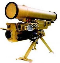 Противотанковый ракетный комплекс 9К115 Метис