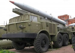 Тактический ракетный комплекс 9П113 «Луна-М» (СССР)