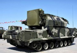 Зенитный ракетный комплекс 9К331 «Тор-M1»