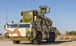 Зенитный ракетный комплекс 9К332МЭ «Тор-М2Э»