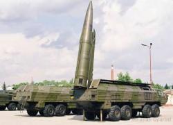 Оперативно-тактический ракетный комплекс 9К714 «Ока»