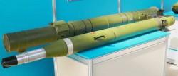 Авиационный противотанковый ракетный комплекс 9М120 «Атака-В»