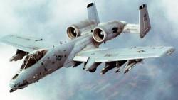 Штурмовик A-10A «Thunderbolt II»