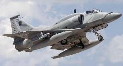Штурмовик A-4M Skyhawk