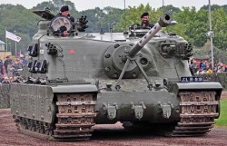 Опытный тяжёлый танк A39 Tortoise