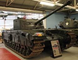 Опытный танк A43 Black Prince