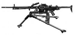 Пулемёт AAT-52 / NF1