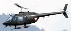 Вертолёт Agusta-Bell AB.206 «JetRanger»
