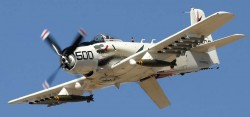Штурмовик AD-6 Skyraider