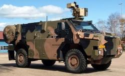 Бронеавтомобиль Bushmaster
