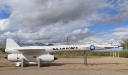 Cтратегическая крылатая ракета AGM-28 Hound Dog
