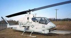 Вертолет огневой поддержки AH-1J «Sea Cobra»