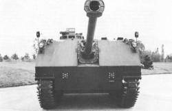 Опытный истребитель танков AMX-10M ACRA