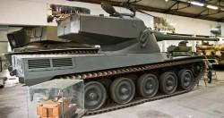 Опытный тяжёлый танк AMX-50