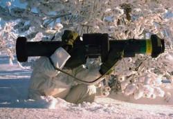 Противотанковый гранатомёт APILAS