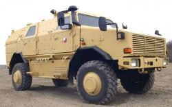 Бронеавтомобиль ATF «Dingo 2»