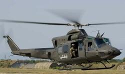 Вертолёт Agusta-Bell AB.412 «Grifone» (Италия)