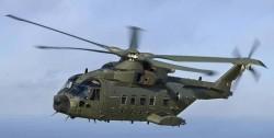 Вертолёт Agusta-Westland AW101