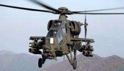 Вертолёт Agusta-Westland AW129 «Mangusta»