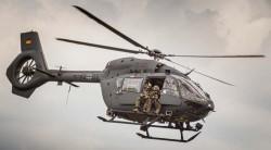 Многоцелевой вертолет Airbus H145M