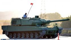 Основной боевой танк Altay
