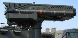 Зенитный ракетный комплекс Aspic