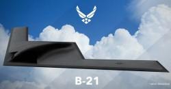 бомбардировщик Northrop Grumman B-21 Raider