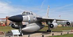 Стратегический бомбардировщик B-58 Hustler