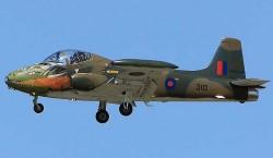 Лёгкий штурмовик BAC.167 Strikemaster