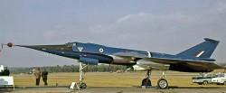 Экспериментальный самолёт Bristol BAC.221
