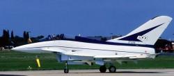 Экспериментальный истребитель British Aerospace EAP