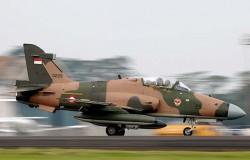 Штурмовик BAe Hawk 200