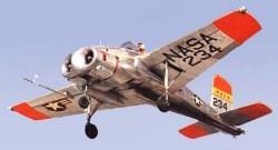 Экспериментальный самолёт Bell X-14