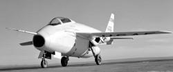 Эксперементальный самолёт Bell X-5