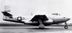 Опытный истребитель Bell XP-83