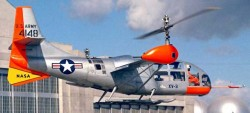 Экспериментальный самолёт Bell XV-3