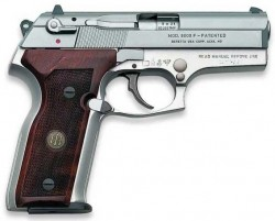 Пистолет Beretta 8000 Cougar F Inox